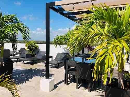 loft en venta condominios el parque playa del carmen