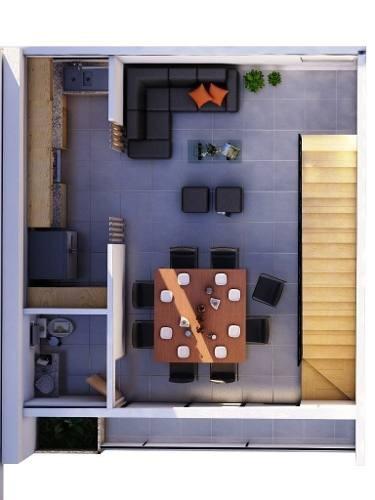 loft en venta montebello 7