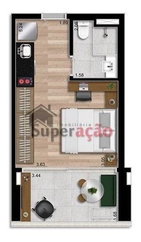 loft - macedo - ref: 663 - v-2463