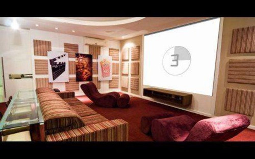 loft mobiliado e equipado em condomínio completo
