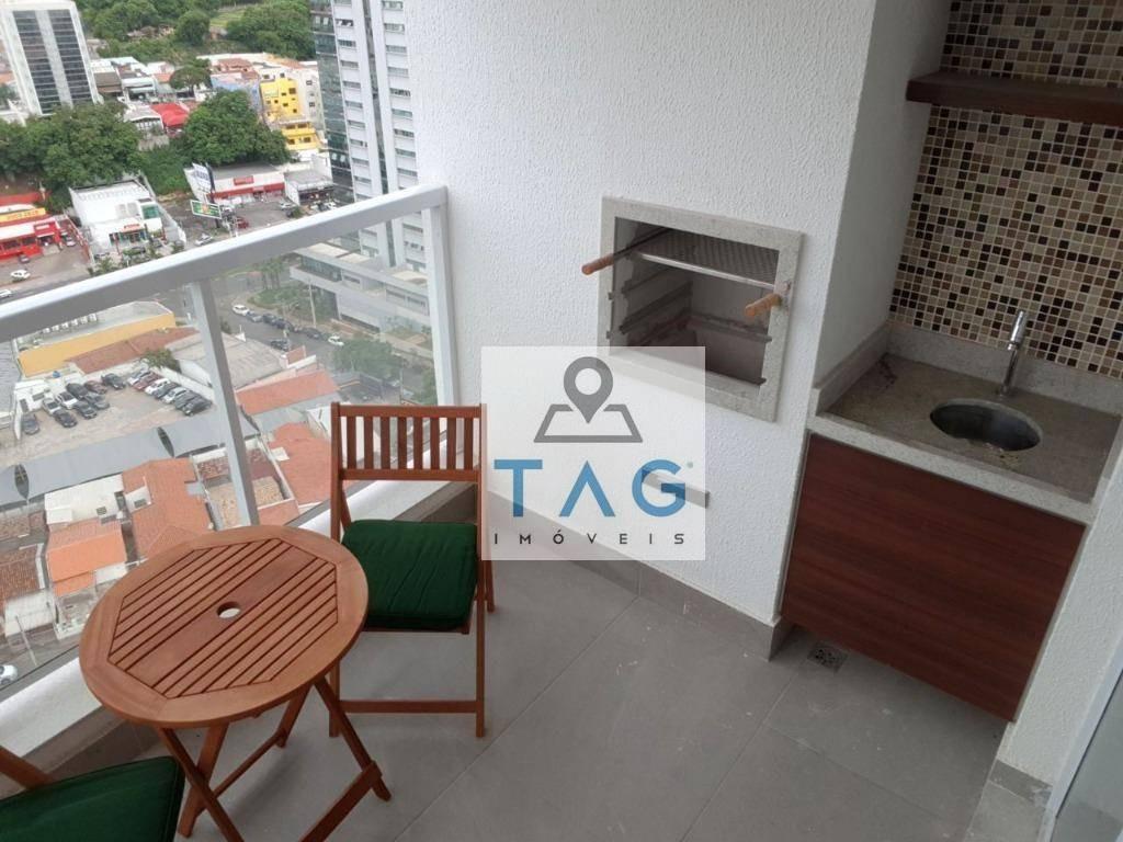 loft mobiliado para venda e locação no cambuí em campinas - lf0003