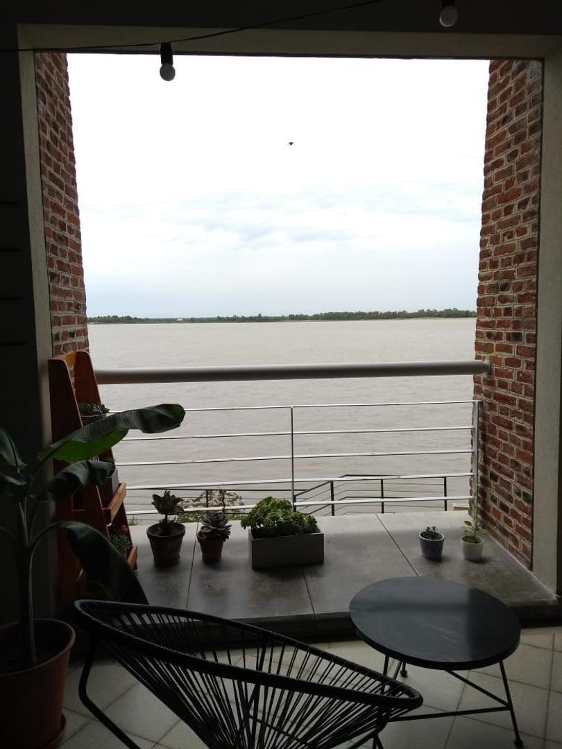 loft puerto norte vista al rio - forum - excelente