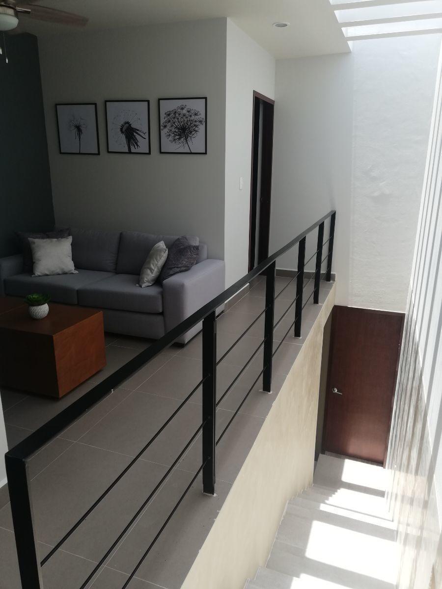 loft residencial en privada madero 54 en temozon norte