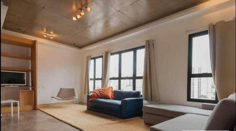 loft residencial para locação, anália franco, são paulo. - lf0003