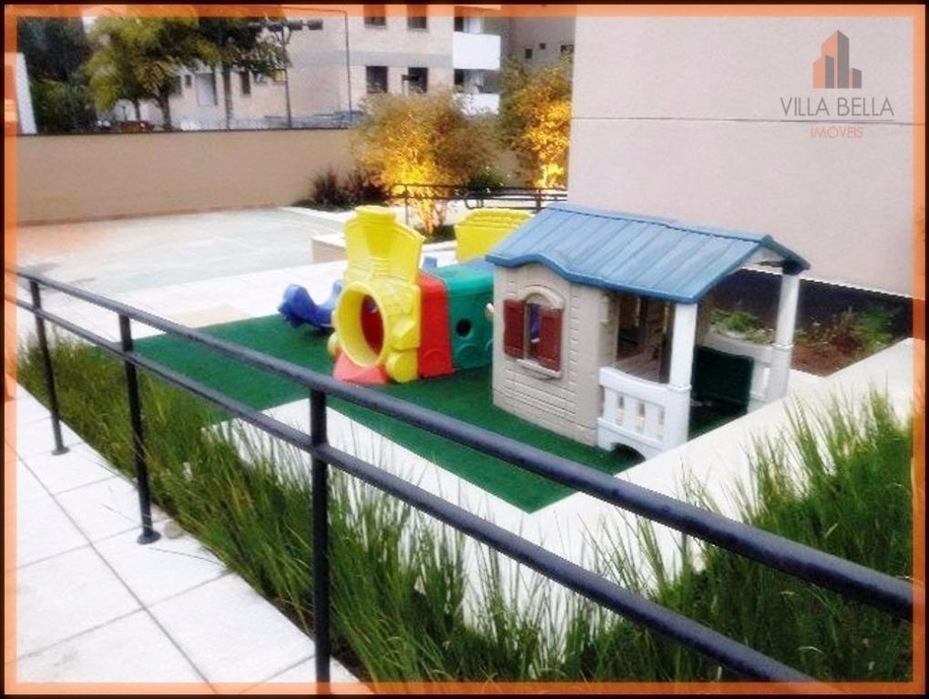 loft residencial para locação, bairro jardim, santo andré. - lf0003