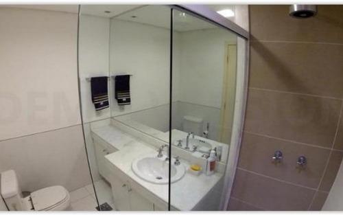 loft residencial para venda e locação, panamby, são paulo - lf0039.