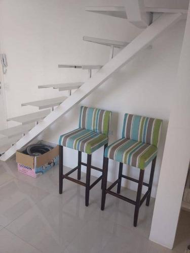 loft residencial para venda e locação, vila olímpia, são paulo. - lf0039