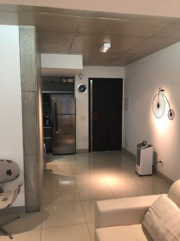 loft residencial à venda, anália franco, são paulo. - lf0011