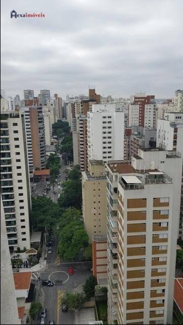 loft residencial à venda, vila nova conceição, são paulo. - lf0001