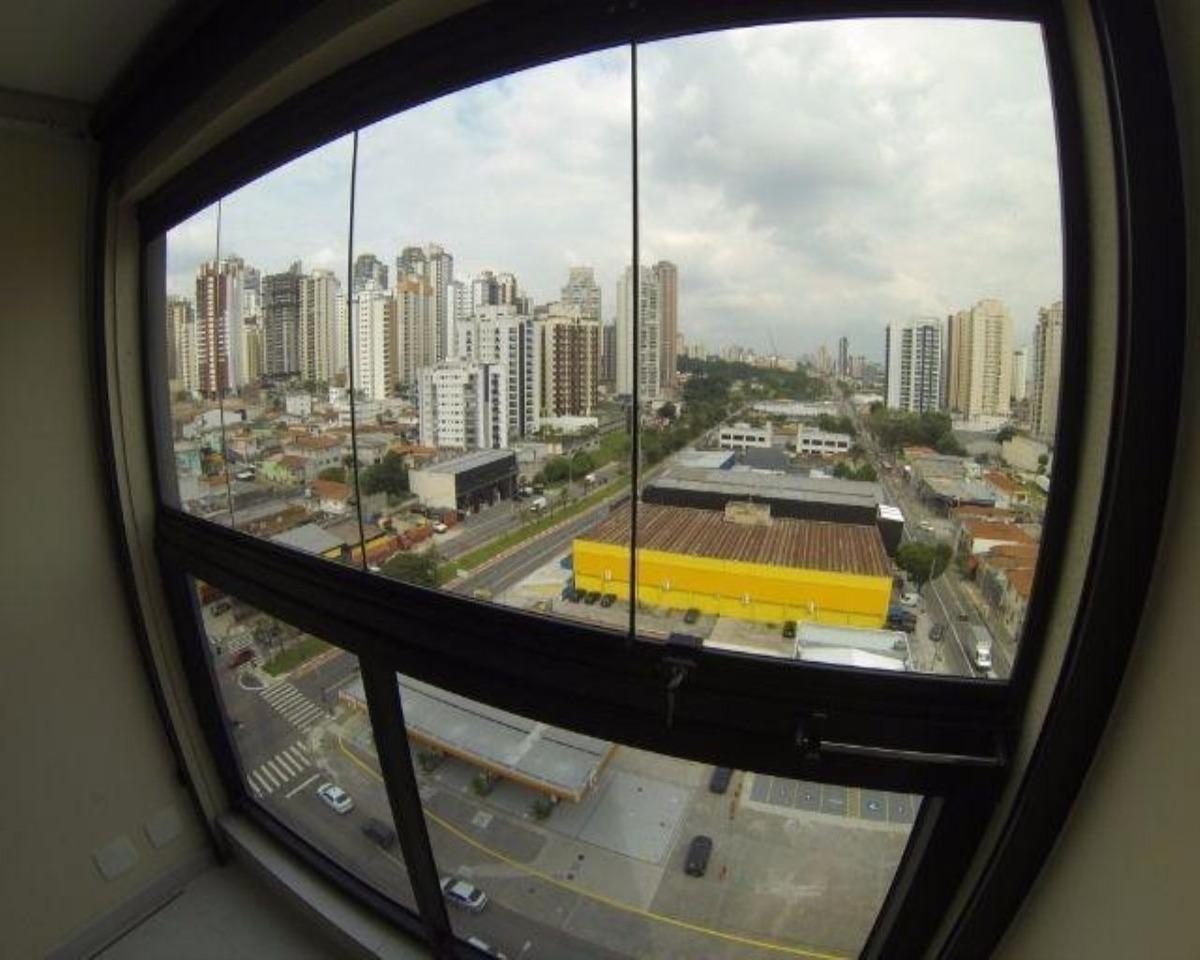 loft  residencial à venda, vila regente feijó, são paulo. - lf0001 - 34650757