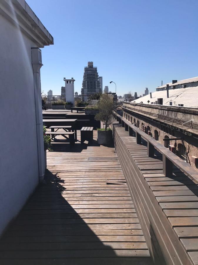 lofts de darwin - oficina en alquiler con terraza y jacuzzi - palermo hollywood