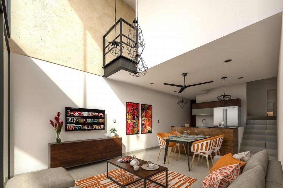 lofts en venta, en privada sao modelo 146