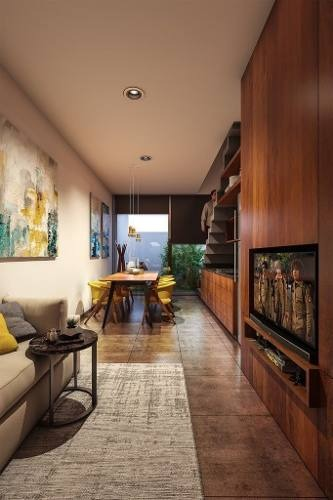 lofts montebello de una o dos recámaras en planta alta