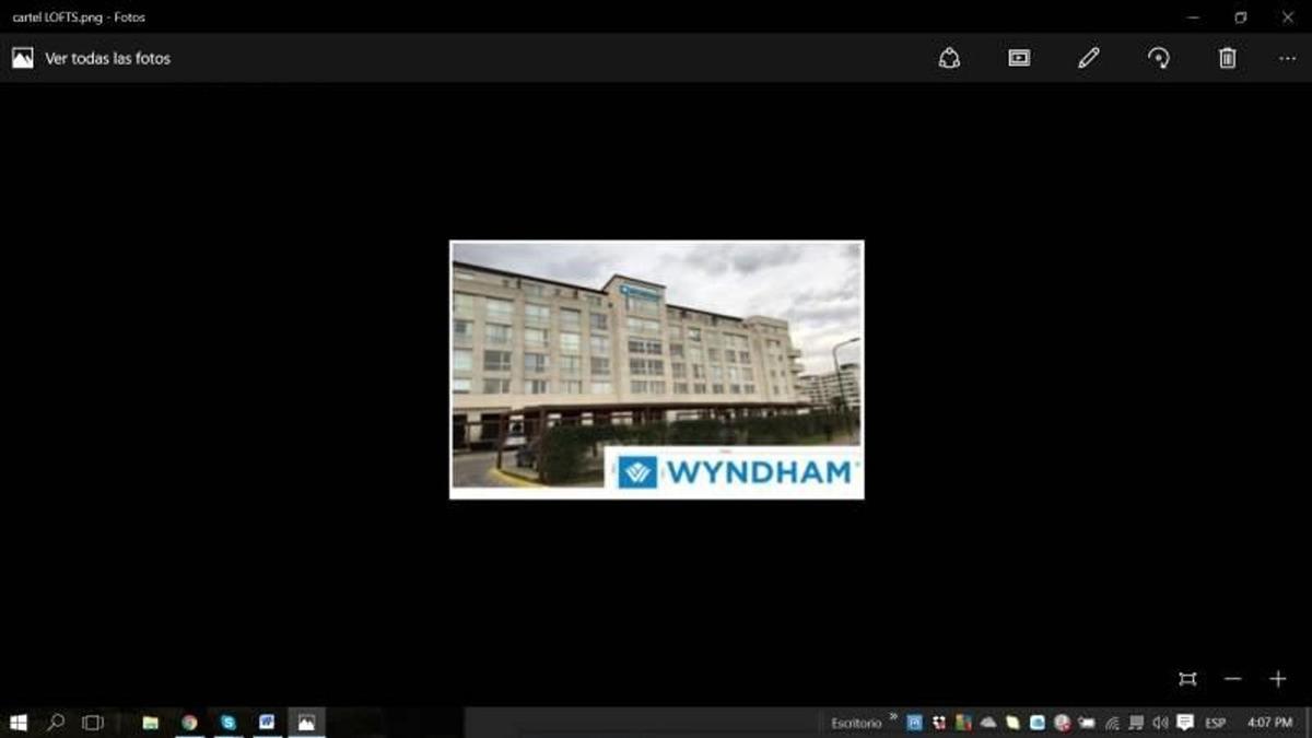 lofts wyndham oficina