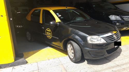 logan 1.6  alquiler de licencia o  licencia!!!-taxis facundo