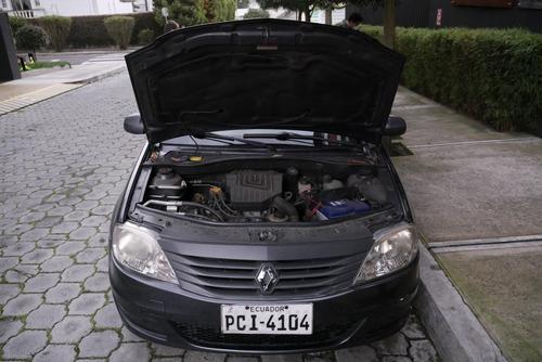logan reault ac 1.4 4p 4x2 tm 2014  plomo 4 puertas