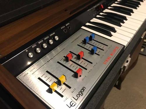 logan string melody ii solina arp sintetizador cuerdas