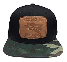80772aed5f7a Logatl Hecho En Mexico Via Cali Cuero Bordado Planas Gorra D