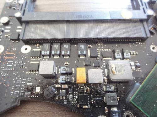 logic board no funciona macbook pro 15  original 25% oferta