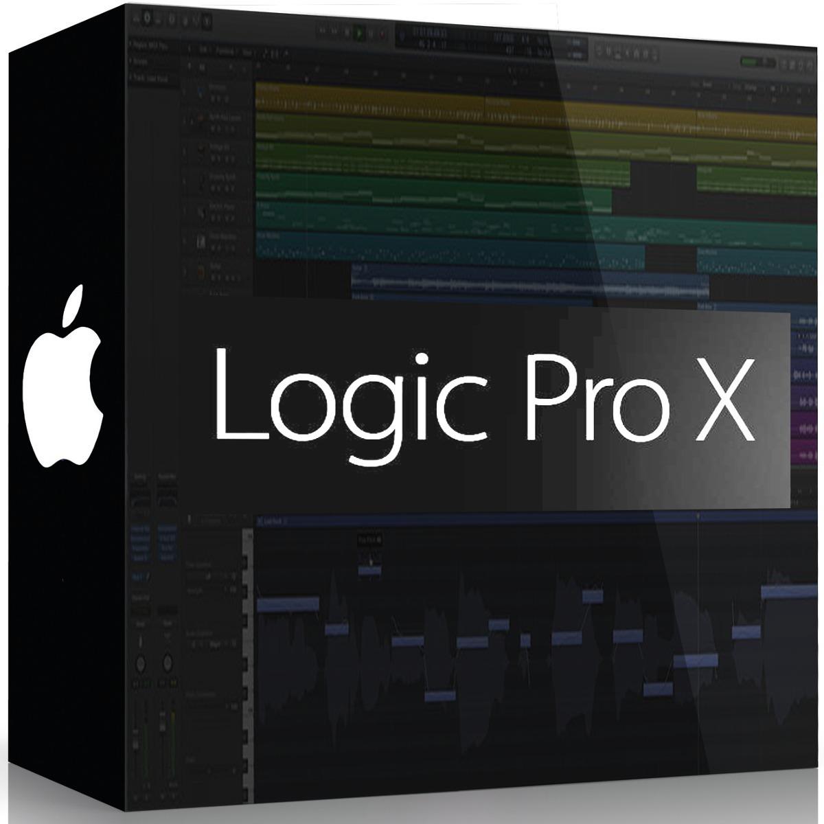 librerie logic pro x