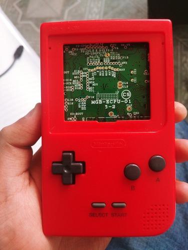 lógica game boy pocket