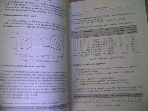 logística y costos - mikel mauleón
