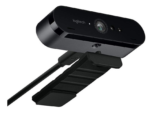 logitech brio, webcam ultra hd 4k