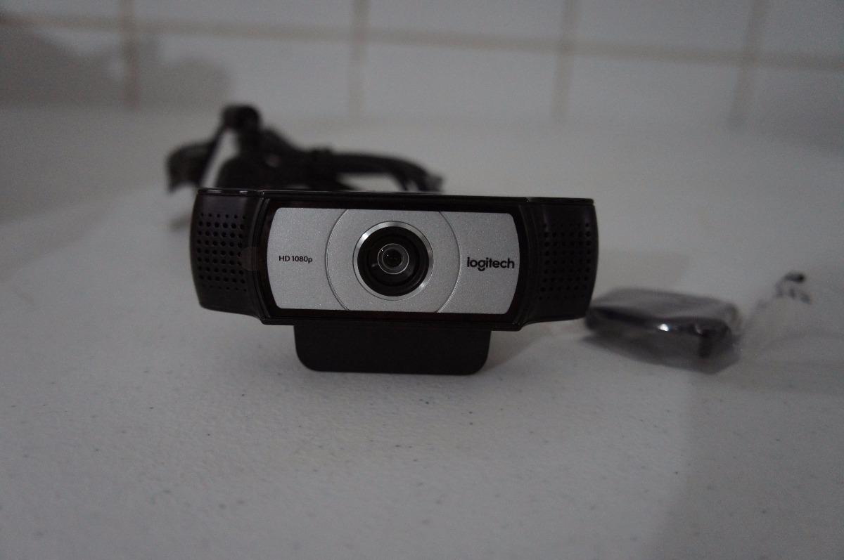 logitech carl zeiss tessar hd 1080p driver c930e