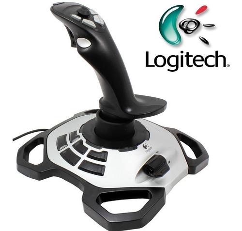 logitech extreme 3d pro (pc/mac) - joystick