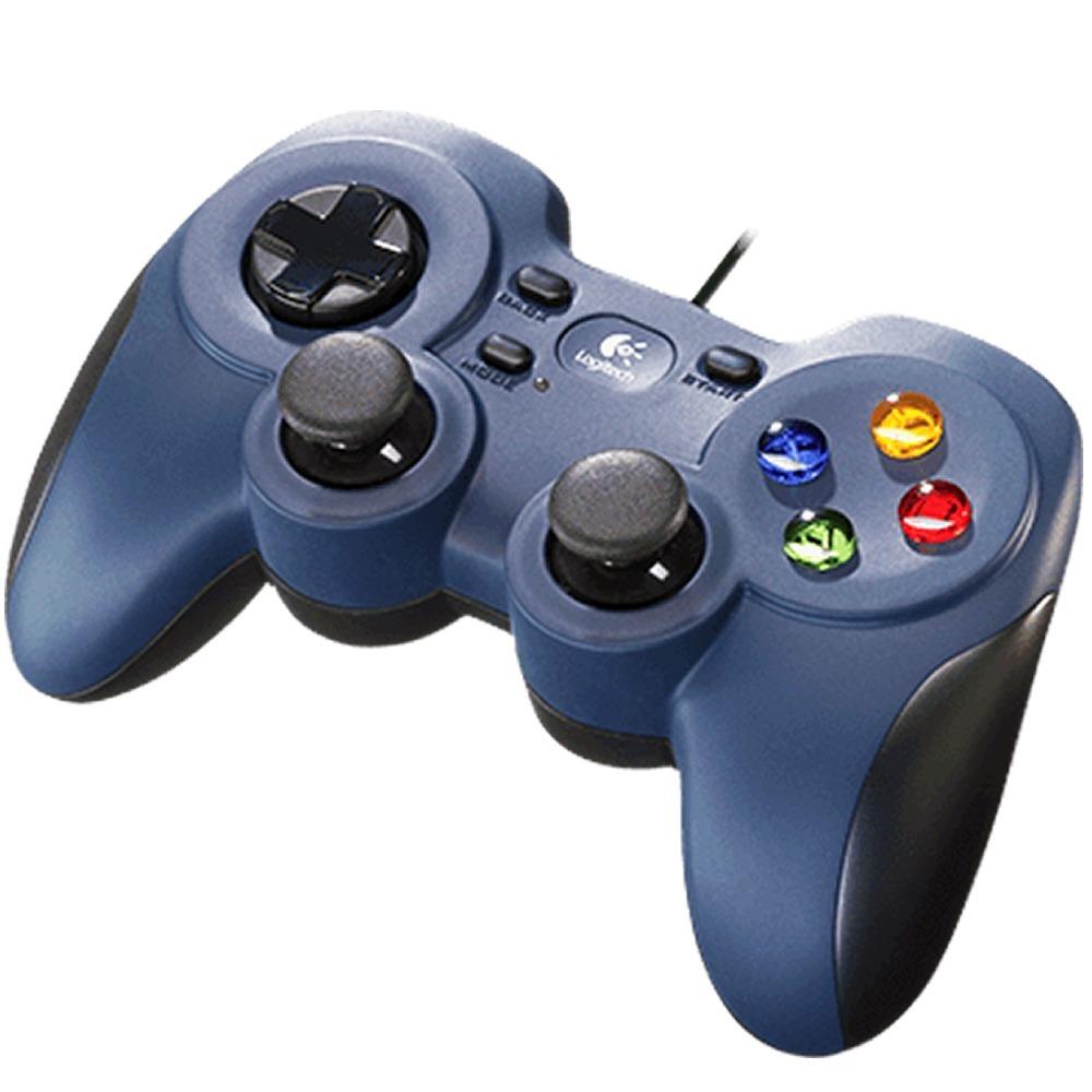 Joystick Logitech F310 Gamepad Usb Pc