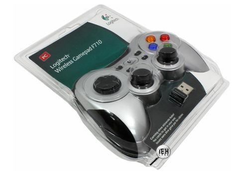 logitech f710 gamer gamepad nuevo