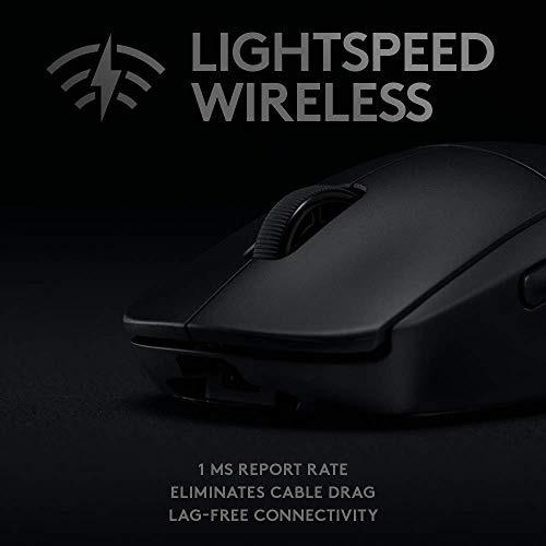 50e83a70c5c Logitech G Pro Wireless Gaming Mouse With Esports Grade - $ 920.900 en  Mercado Libre