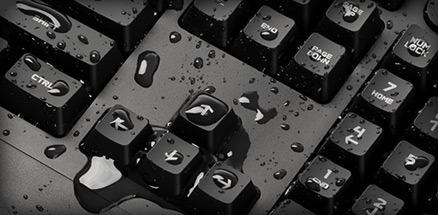 logitech g213 prodigy, teclado gaming con iluminación rgb