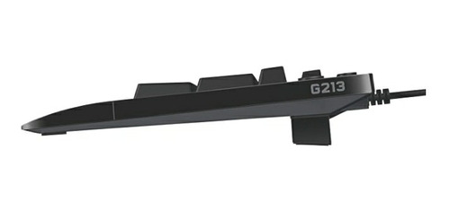 logitech g213 prodigy - teclado gaming, retroiluminación rgb