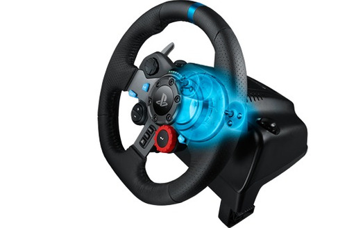 logitech g29 racing wheel ps4 y pc