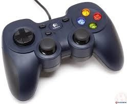logitech gamepad f310, pc, usb, control de juegos (gadroves)