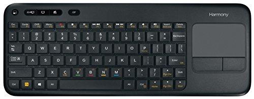 logitech harmony teclado inteligente complemento para mando