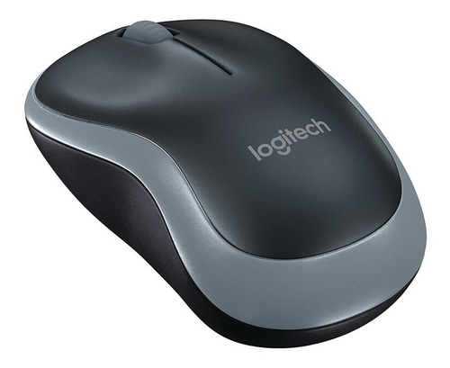 logitech m185 wireless wifi mouse ergon?mico silencioso