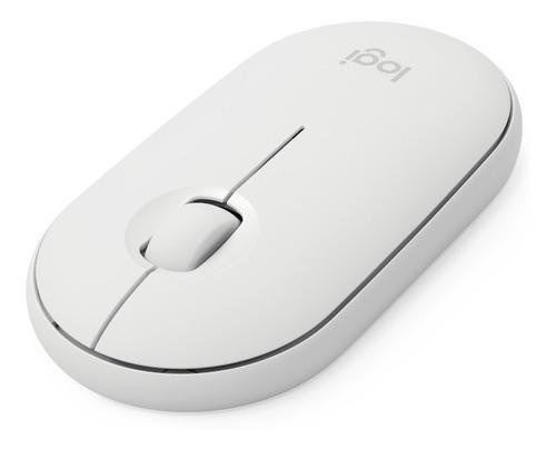 logitech m350 wireless mouse - off-white