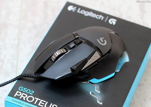 logitech mouse gamer g502 proteus core