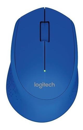 logitech mouse m280 wireless mouse blue