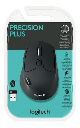 logitech mouse m720 triathlon ratón inalámbrico multidisposi