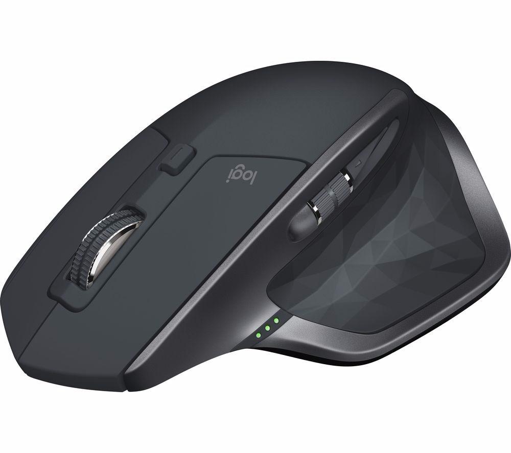 Logitech Mouse Mx Master 2s Bluetooth Windows Mac 4000dpi