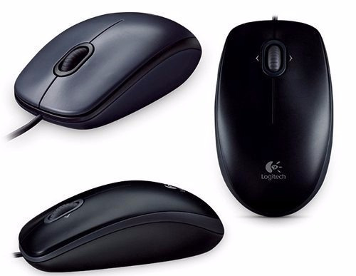 logitech optico mouse