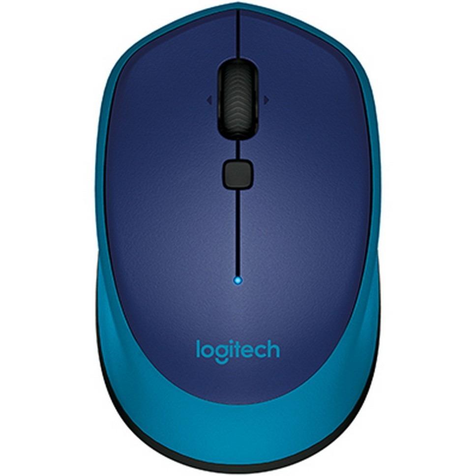 Logitech Original M336 Sem Fio Bluetooth Mouse Com Colorido