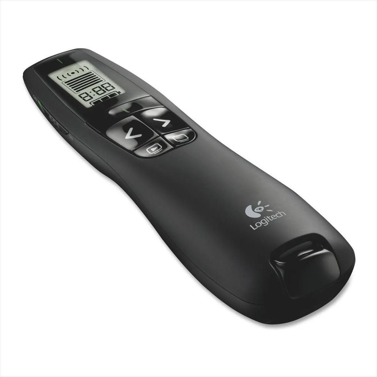 Presentador Logitech R800 Profesional Inalambrico