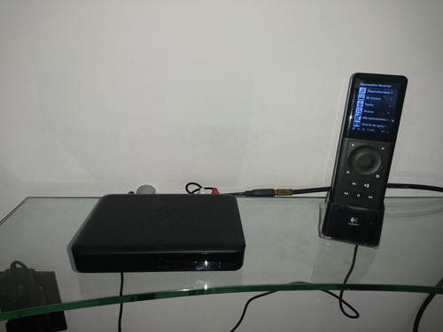 logitech squeezebox duet network music (vendo o cambio)
