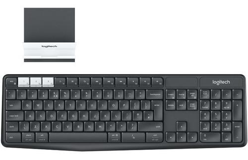 logitech teclado  k375s wireless
