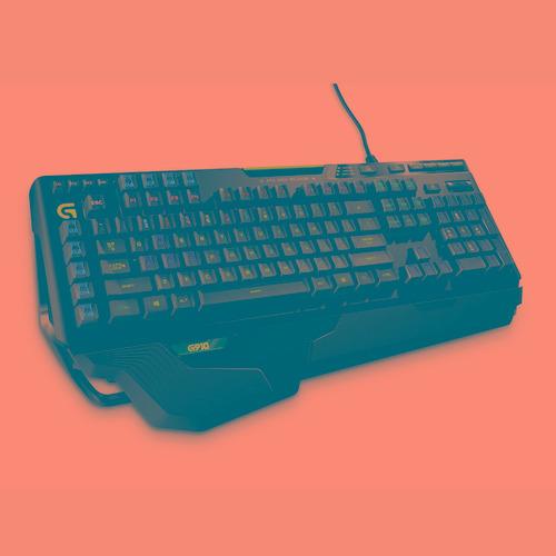 logitech teclado para gaming rgb g910 - barulu