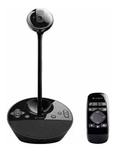 logitech videoconferencia logitech bcc950 -usb - preto